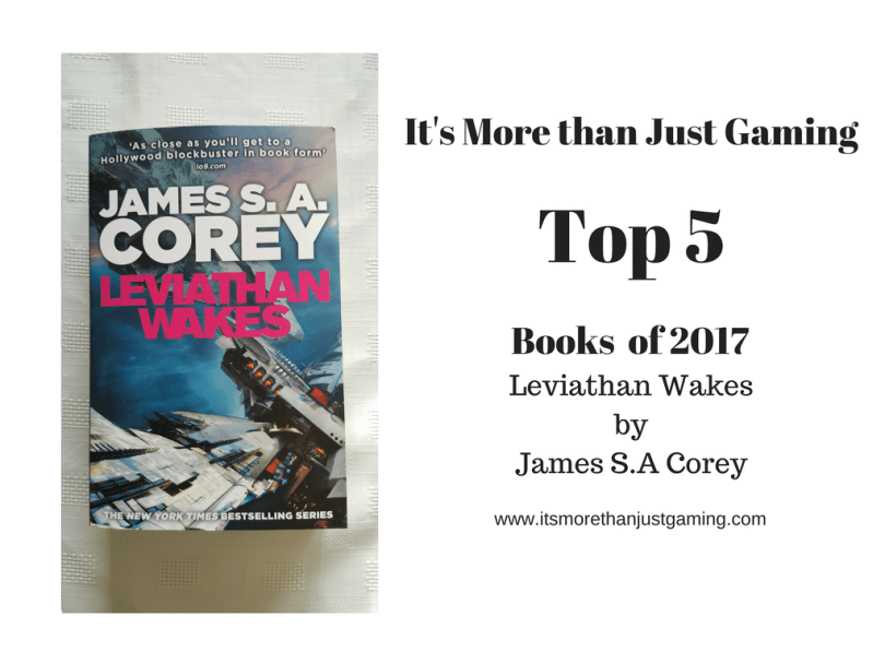 Leviathan Wakes by James S A Corey