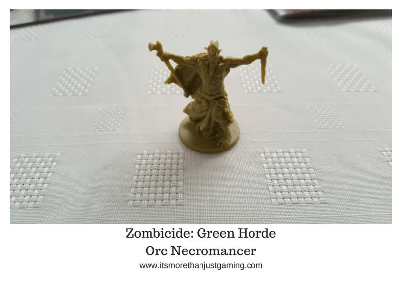 Zombicide_ Green HordeOrc Necromancer