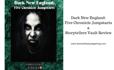 dark new england 5 chronicle jumpstarts