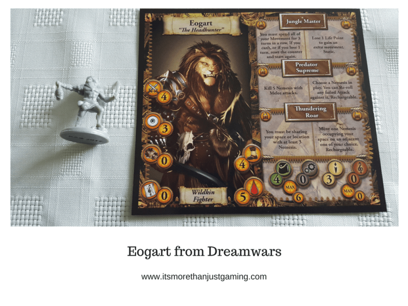 Eogart from Dreamwars
