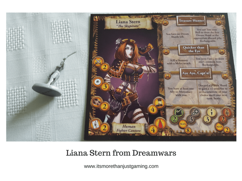 Liana Stern from Dreamwars