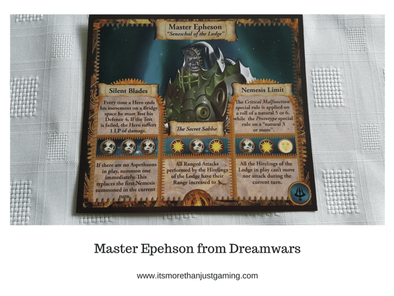 Master Epehson from Dreamwars