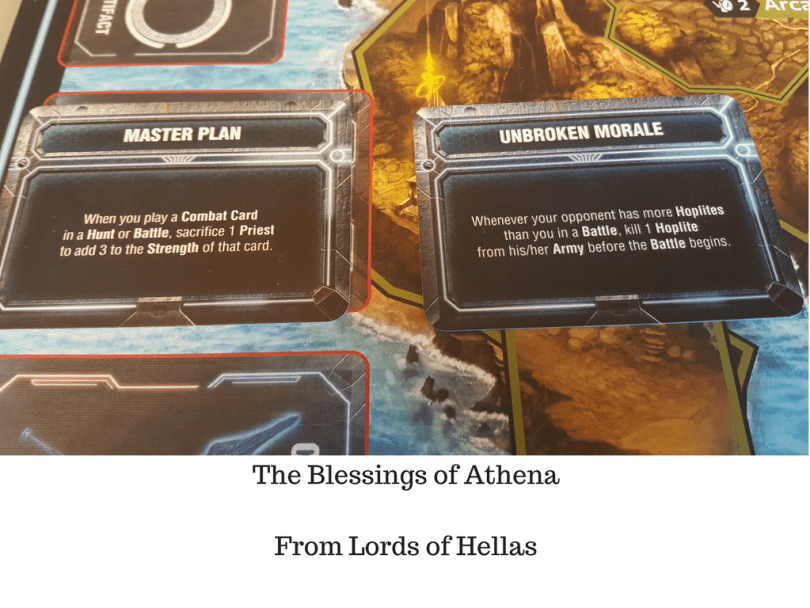 The Blessings of Athena