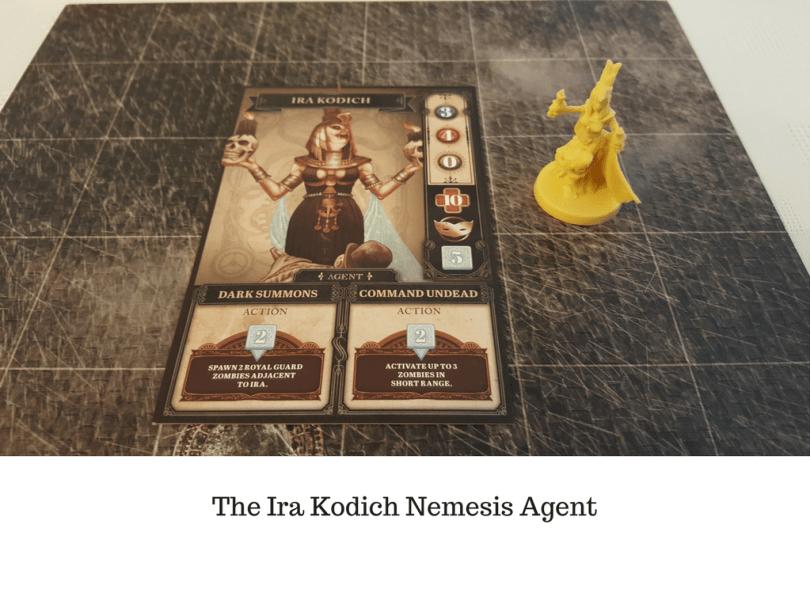 The Ira Kodich Nemesis Agent