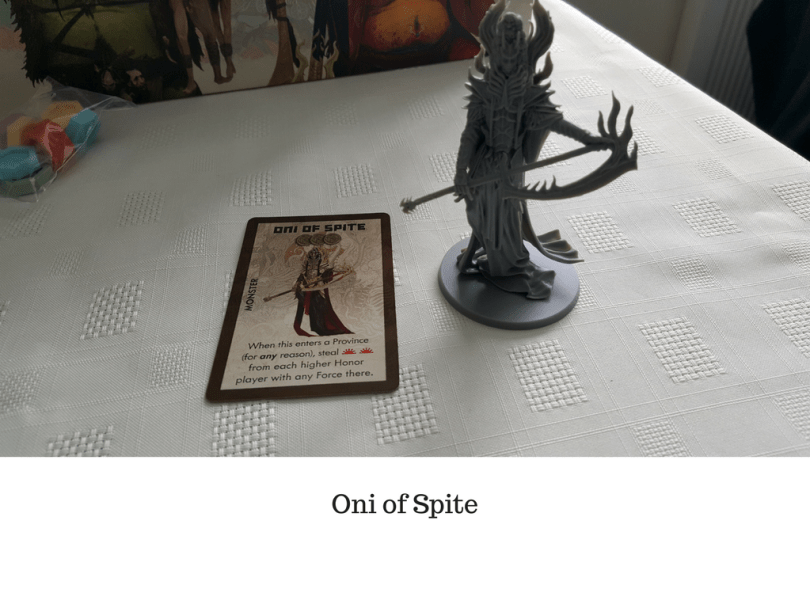 Oni of Spite