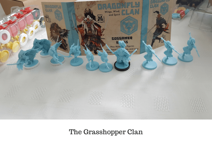 The Grasshopper Clan