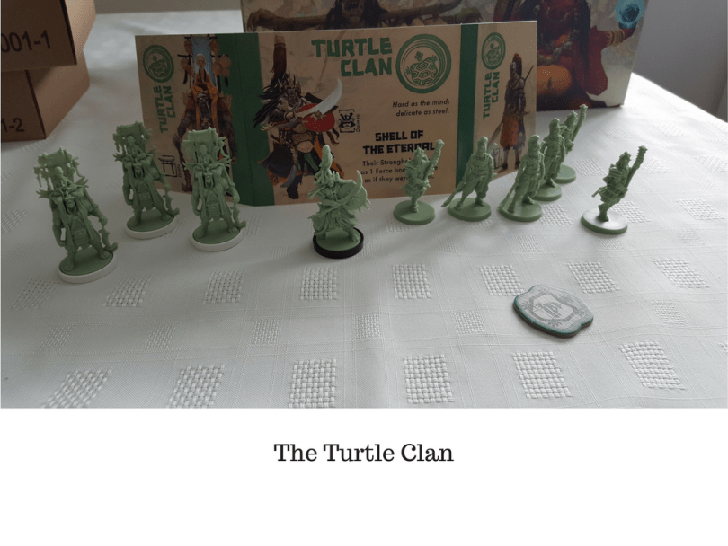 The Turtle Clan