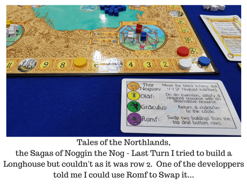 Tales of the Northlands, the Sagas of Noggin the Nog - Romf