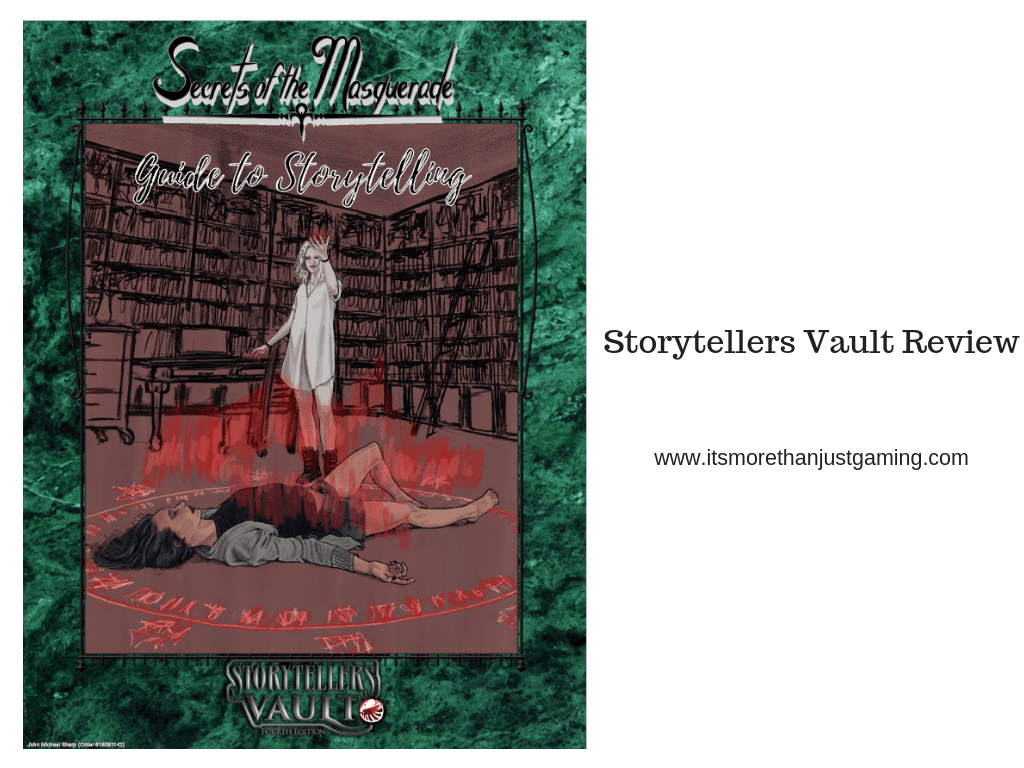 Guide to Storytelling: A Storytellers Vault Review