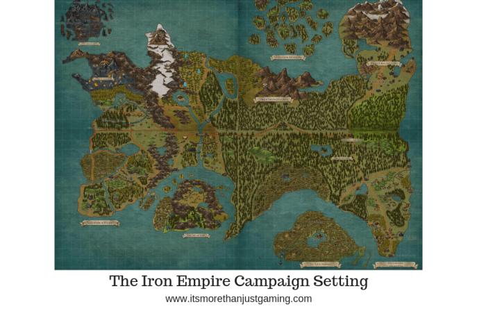 Iron Empire Campaign Setting