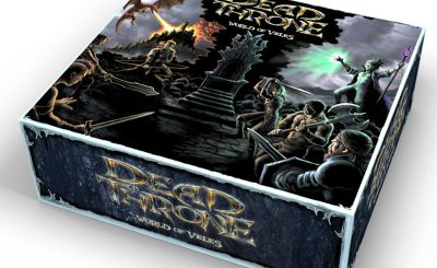 Dead Throne Core Box