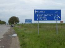 344km to Chisinau