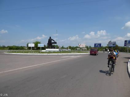 Bicycle gathering in Chervonohrad