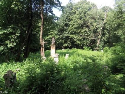 Polish cemetery Svirzh
