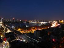Rooftop view from Fener