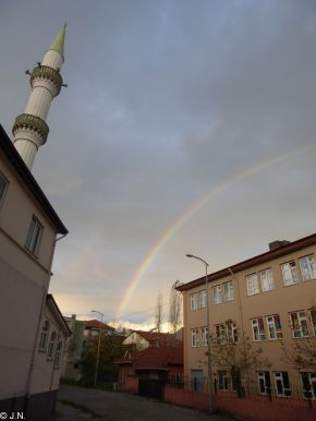 Türkali in the morning