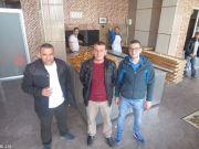 Sesam bakery (Simit Sarayı)in Pazar
