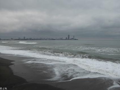 Stormy Batumi