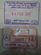 Iraqi Visa for Iraqi Kurdistan