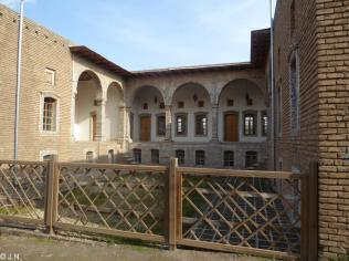 Inside the Citadel of Erbil
