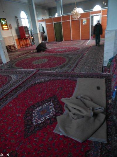 Mosque before Hamedan