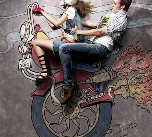 creative-advertising-ideas-motor-bike