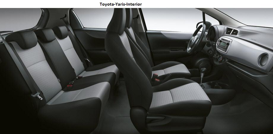 Toyota Yaris Car 2013 Interior Itsmyideas Great Minds Discuss Ideas