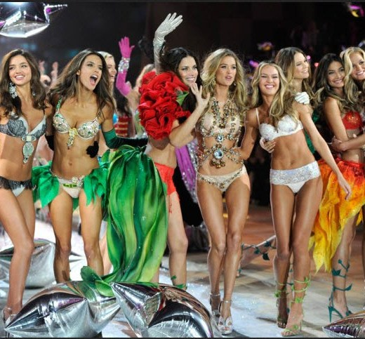 Victoria-Secret Fashion Show-2012-2013 Pictures