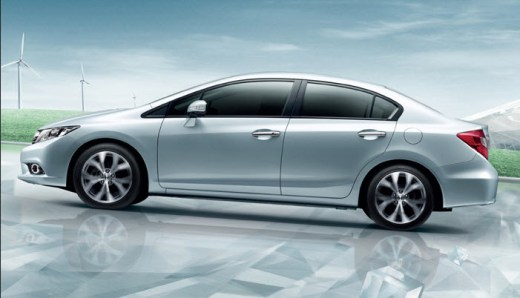 Latest-Honda-CIVIC2013-HD-Picture-Shape-Wallpapers