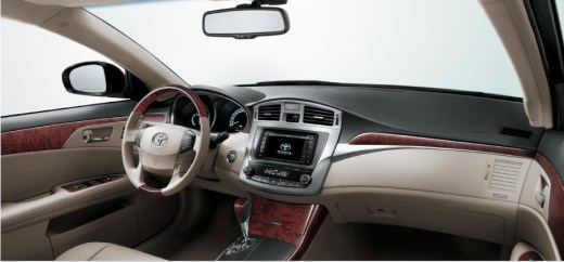 Toyota-Avalon-2012-2013-Interior-leather-Picture