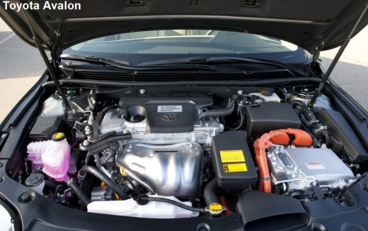 Toyota-Avalon-2013-engine-Specifications