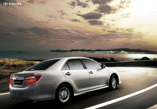 Toyota-Camry 2013-Specifications-review