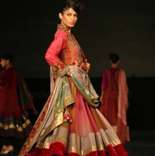 Manish-Malhotra Bridal Dress Collection 2013. with Price