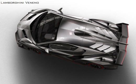 new-Lamborghini-sport-car-model-Veneno-2013 2014 picture