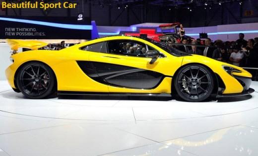 Beautiful-Yellow-Color-Sports-car-wallpaper 2013 2014