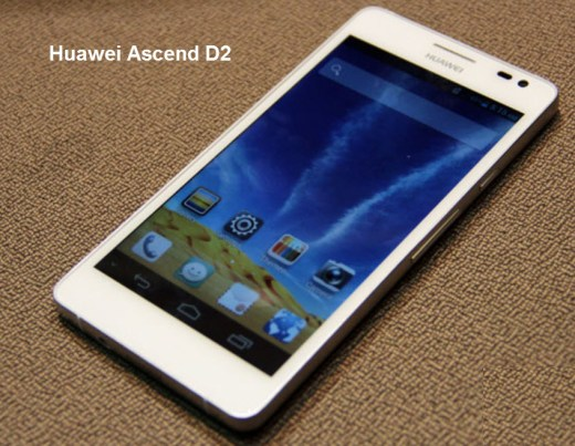 Huawei Ascend D2-Most-Slim-Mobile-of-world