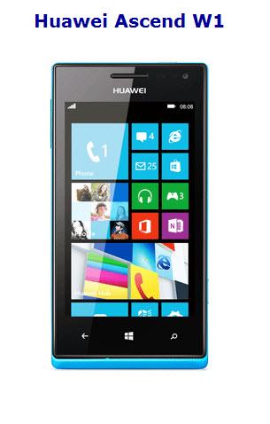 Latest-Waterproof-Huawei-Ascend W1-smartphone-2013 2014