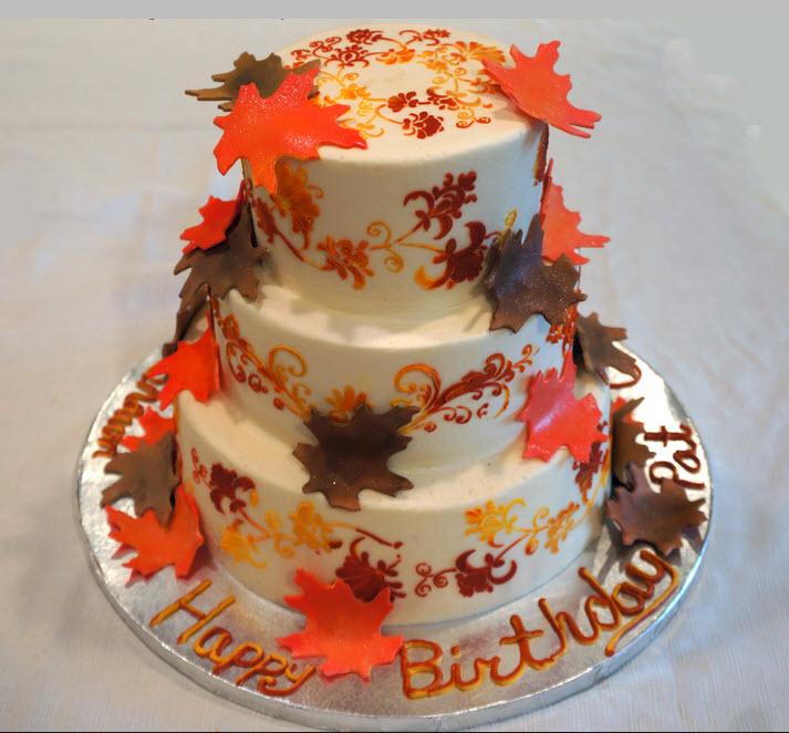 Most Unique Birthday Cake Design In Dubai