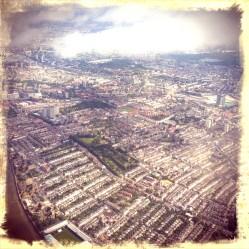 London baby!