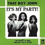 That Boy John Cover