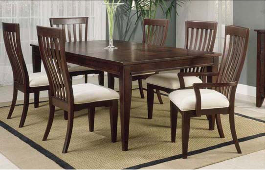 Latest Wooden Dining Table Design 2016