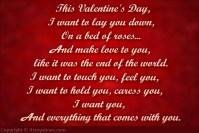 valentine msg for girlfriend