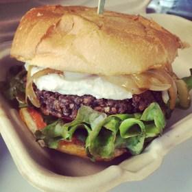 Ripe Bistro Burger