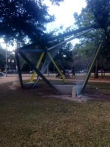 Art in Hermann Park