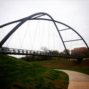 Running Brays Bayou and Hermann Park