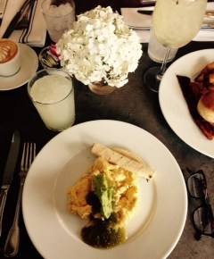Reality Check: Brunch @ Tiny Boxwoods > Tinys No. 5