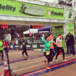 What It's Like to Run a Half Marathon