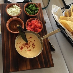 The Queso is the Only Redeeming Feature of Añejo Brunch