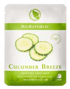 BioRepublic SkinCare Sheet Mask Trio (Ipsy)