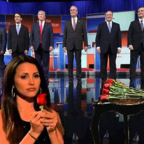 A Bachelorette… I Mean Republican Presidential Debate Drinking Game